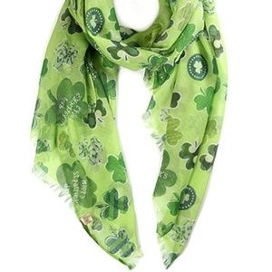 Accessories - HAPPY ST PATRICK DAY SCARF